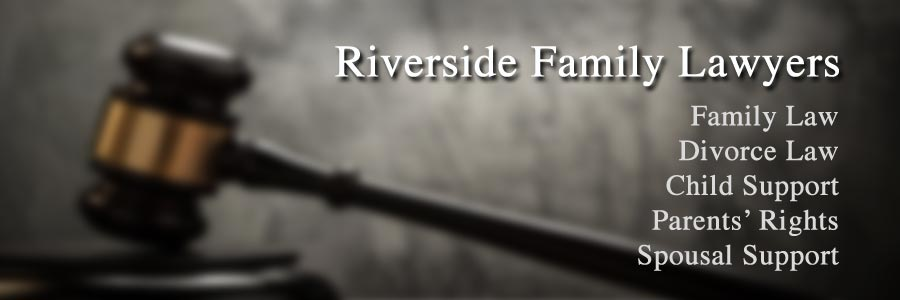 Riverside Family Lawyer